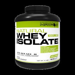 Natural Whey Isolate WPI 1.816g
