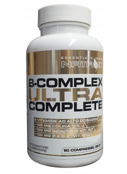 B-Complex Ultra Complete 60cps