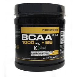 BCAA 2:1:1 1000mg - 180
