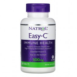 Easy C 500 mg - 120 tablets