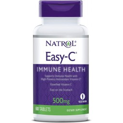 Easy C 500 mg - 60 tablets