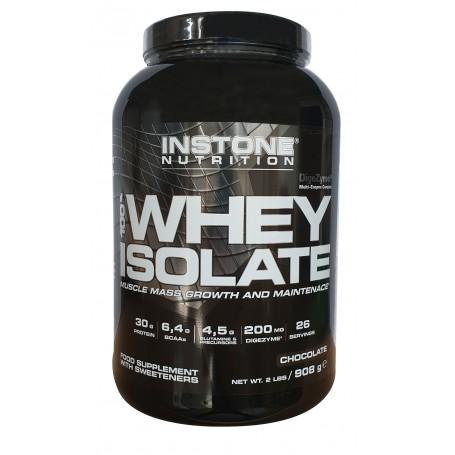 Instone 100% Whey ISOLATE 908g
