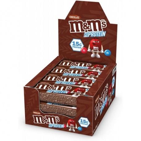 Mars m&m's Hi Protein Bar Chocolate