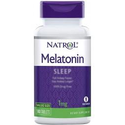 Melatonin 1 mg - 90 tablets