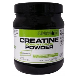 Creatine Monohydrate Powder - 400g