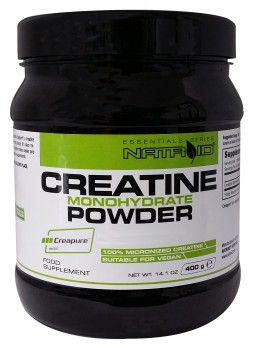 Creatine Monohydrate Powder - 400g