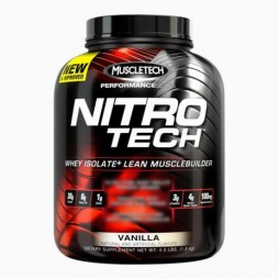 NitroTech Performance Series - Whey Isolate 2.270 g