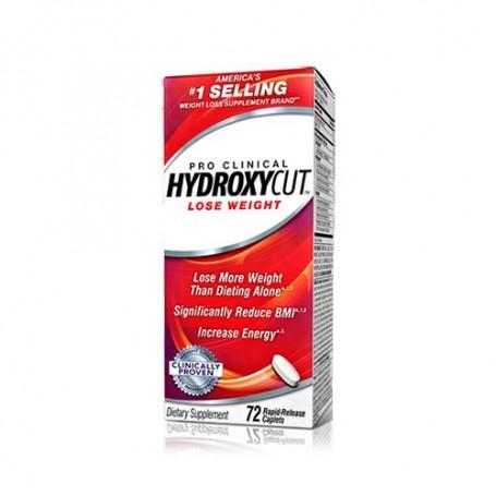 Hydroxycut Pro Clin 72