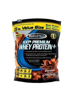 MuscleTech 100% Whey Protein 2270g