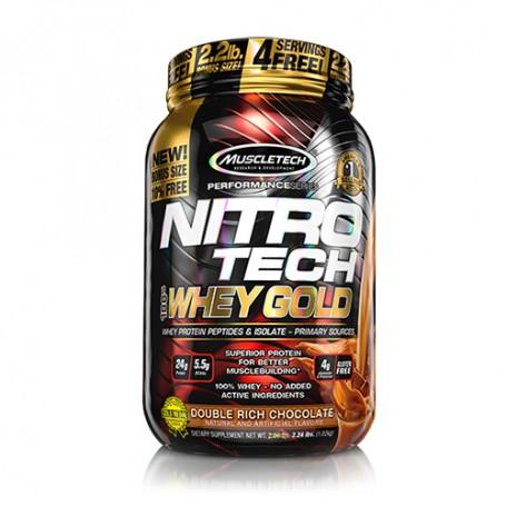 100% Premium Whey Protein Gold