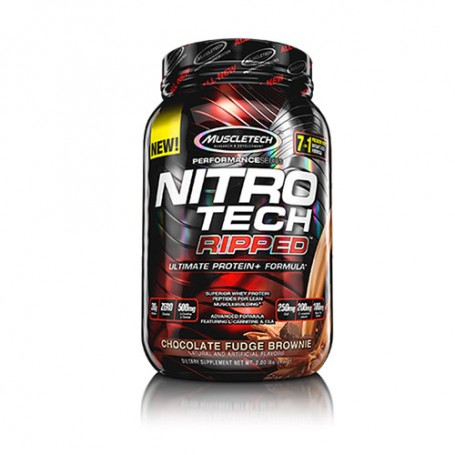 NitroTech Ripped 1.8Kg