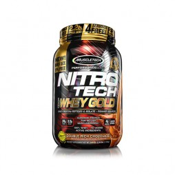 NitroTech Whey Gold - 1,130g