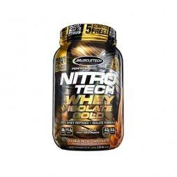 NitroTech Whey Isolate Gold + 907g