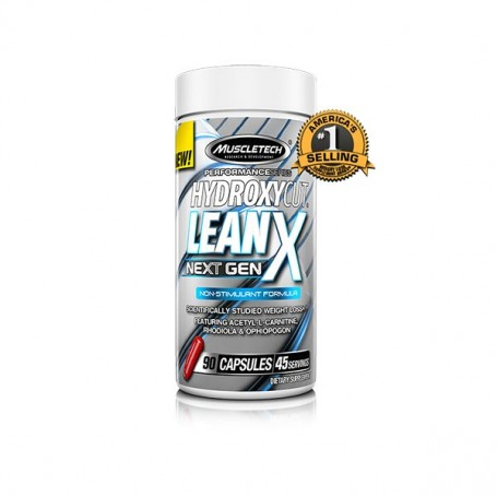 Hydroxycut Lean X Next Gen
