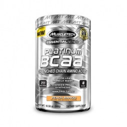 MuscleTech Platinum BCAA Powder