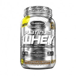 MuscleTech Essential Platinum 100% Whey 911g