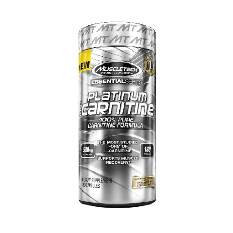 MuscleTech Essential Platinum 100% Carnitine