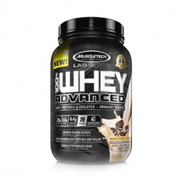 100% Whey ADVANCED Lab Series 907g