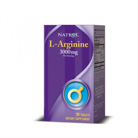 L-Arginine 3000mg
