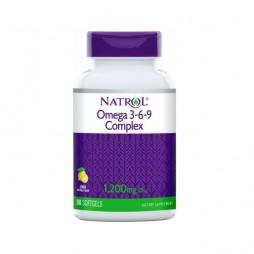 Natrol Omega Complex 3-6-9