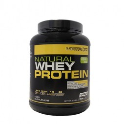 Natural Whey Protein 908g