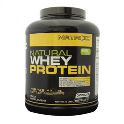 Natural Whey Protein 2.270g