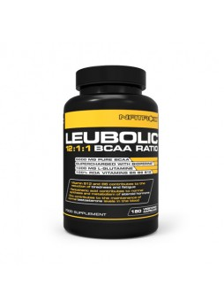 Leubolic 12:1:1 BCAA Ratio - 180