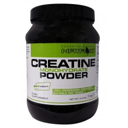 Creatine Monohydrate Powder - 1Kg
