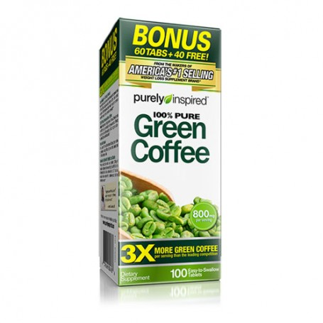 100% Pure Green Coffee