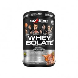 SixStar Elite Series Whey Isolate