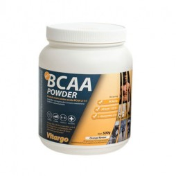 Race BCAA powder
